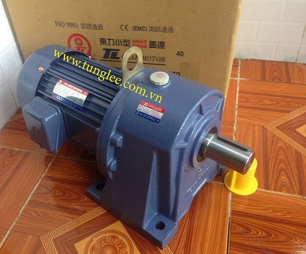 Motor Giảm Tốc Tunglee Chân Đế 3Hp (2.2Kw)